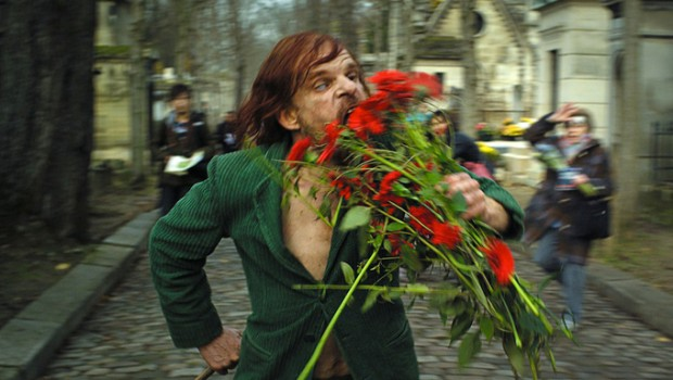 holy-motors red flowers