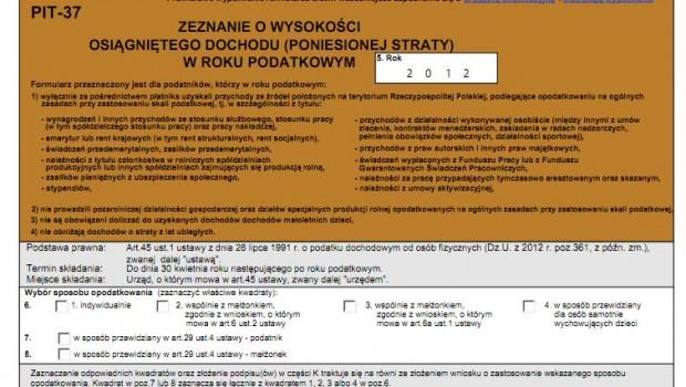 PIT37_formularz_deklaracji_osoby_fizyczne