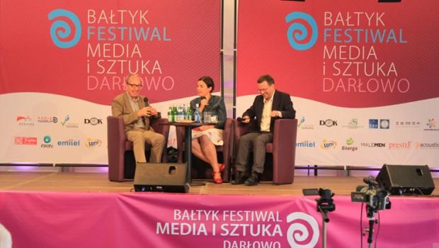 Media i Sztuka | Baltyk Media i Sztuka | Daniel Passent rozebrany