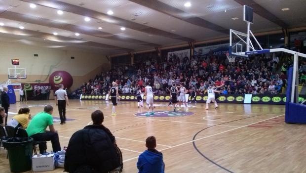 Energa Toruń - Basket ROW Rybnik
