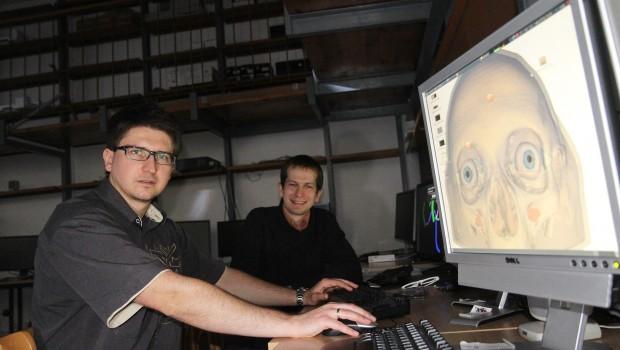 mgr Andrzej Rutkowski (z prawej)_dr Michał Chlebiej-fotAndrzej Romański_3