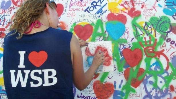 WSB na Woodstocku