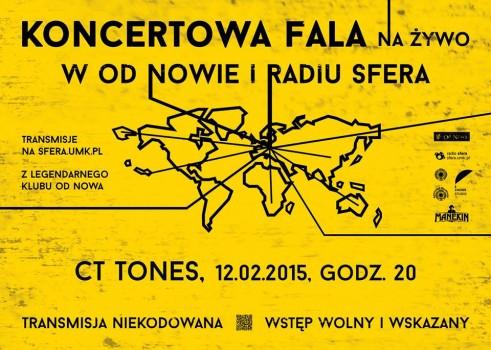 Ct Tones koncert