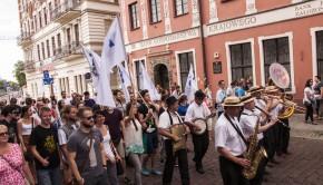 pochod jazzowy