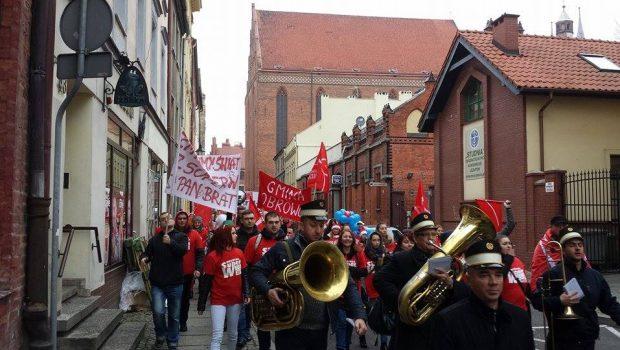 marsz paczkowy
