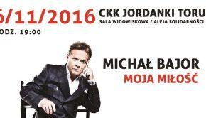 Michał Bajor w Toruniu