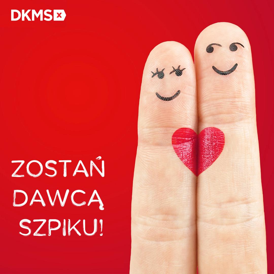 strona Fundacji DKMS