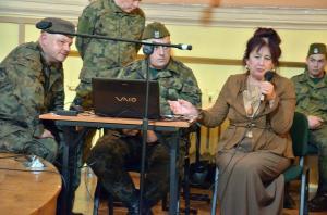 Córka czołgisty, szeregowego Bronisława Potkowskiego, wspomina losy ojca.