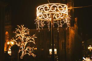Światła na Rynku Staromiejskim
