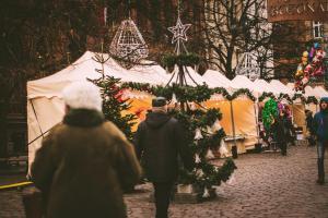 Toruński Jarmark Bożonarodzeniowy – stoiska