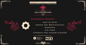 gala studencki projekt